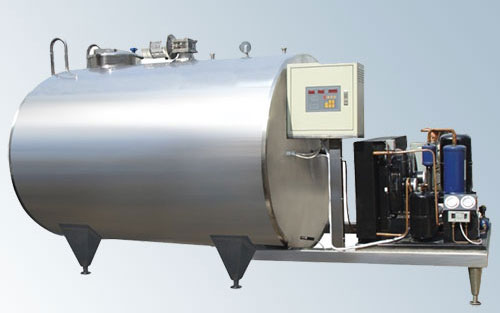 Sanitary Stainless Steel Vessel